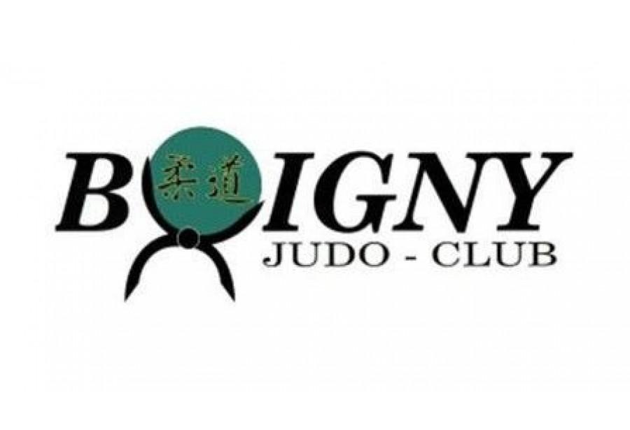 Logo du JUDO CLUB BOIGNY